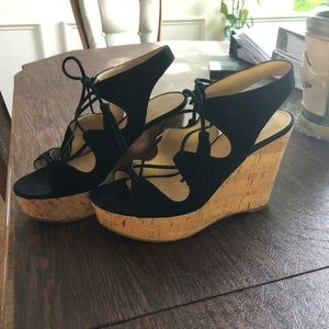 Ivanka Trump Wedges